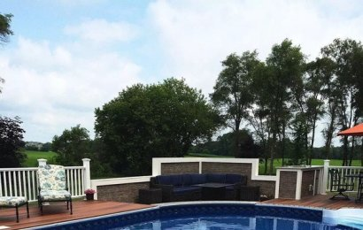 Choosing a Water-Resistant WPC Decking for Your Pool Deck